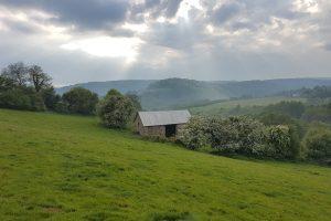 Land and Barn at Offa's Dyke, Brockweir