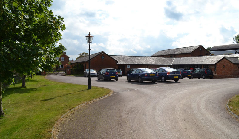 Commercial Property available; Overton Farm Business Centre